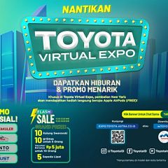 TOYOTA VIRTUAL EXPO